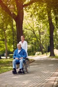 Home Care in Indianapolis IN: Transitional Care To Patients Post-Discharge