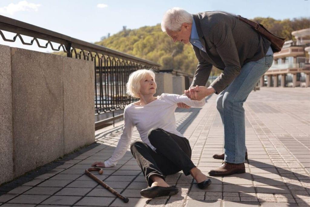 Elder Care in Avon IN: Senior Falls Tips