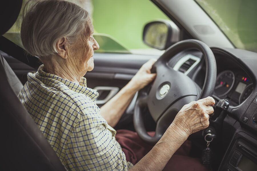 Caregiver in Zionsville IN: Senior Car Accidents