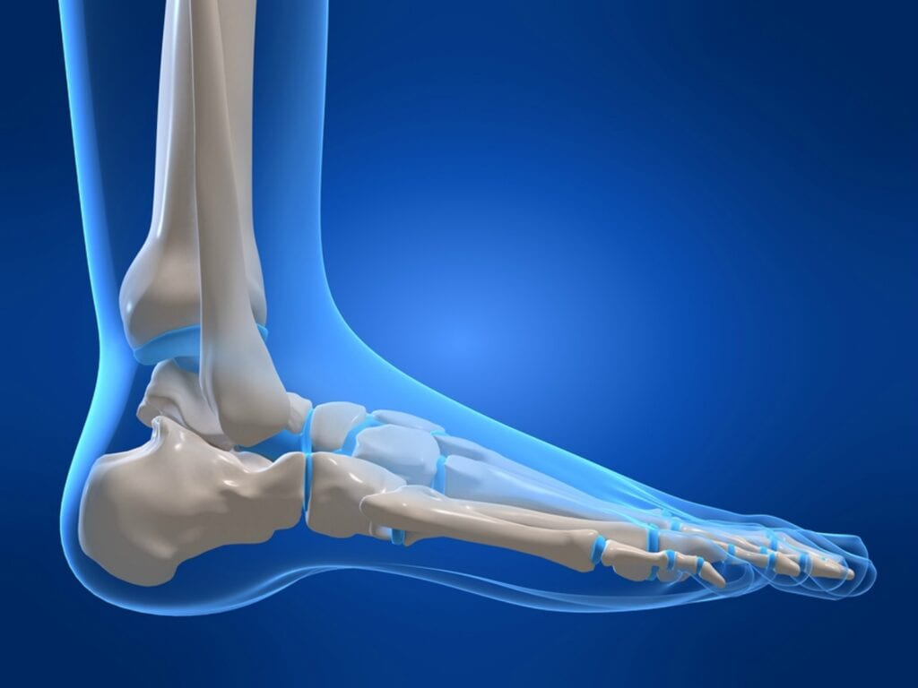 Elder Care in Noblesville IN: Athlete's Foot