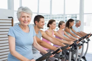 Homecare in Brownsburg IN: Stay Fit When It's Too Hot