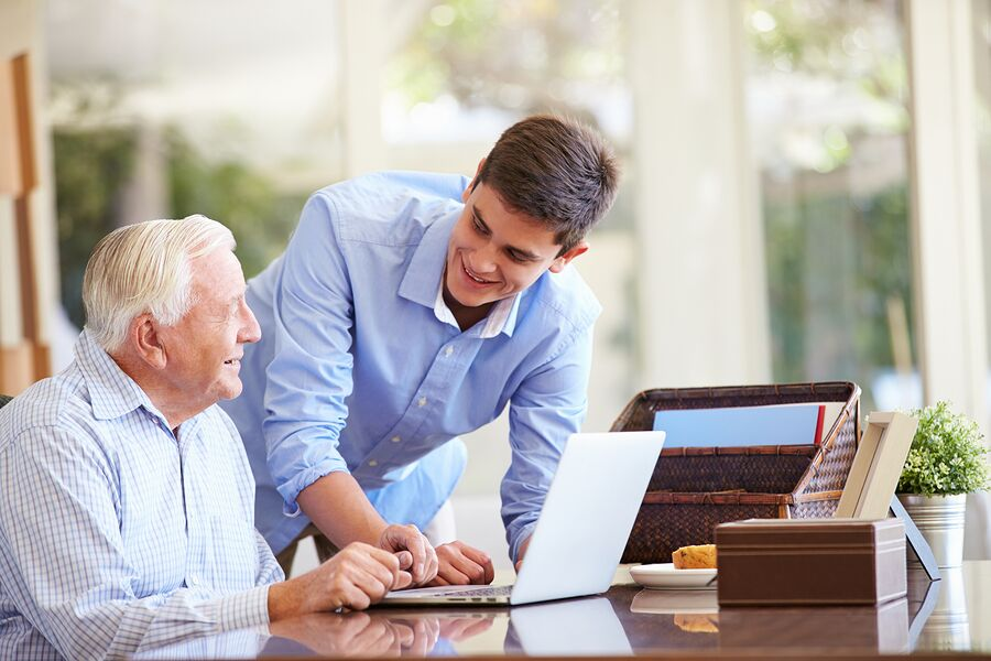 Home Care Services in Greenwood IN: Selling Senior Care